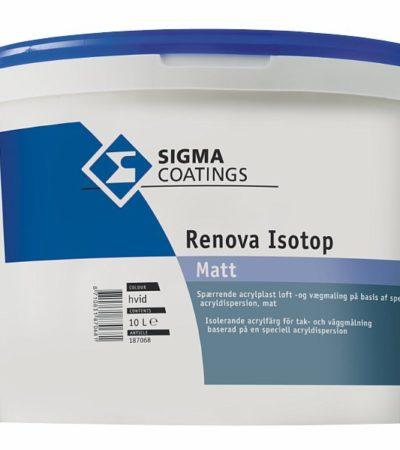 sigmarenova isotop matt