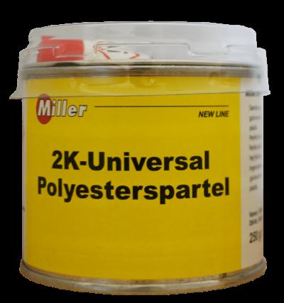 2k universal polyesterspartel