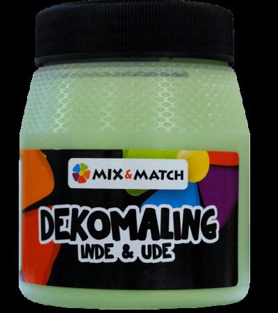 dekomaling pastelgrøn