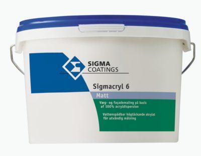 sigmacryl 6