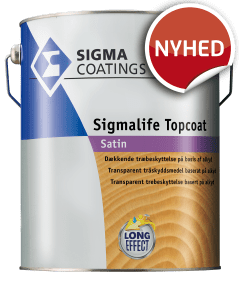 sigmalife topcoat satin