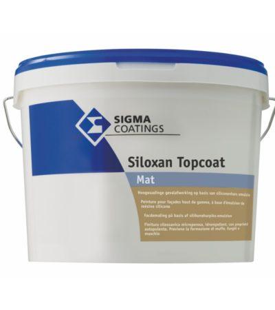 siloxan-topcoat