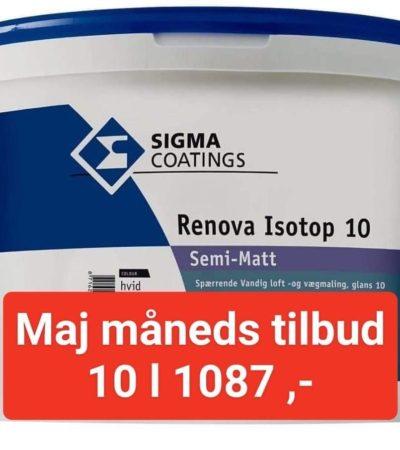 renova isotop 10 10 l